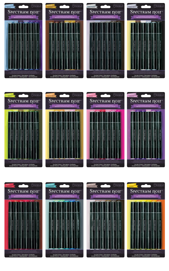 Spectrum noir 72 stuks