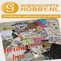 Retour box 25 / sale  -- 60 pr. Korting - #238094