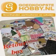 Retour box 28 / sale  -- 60 pr. Korting - #238097